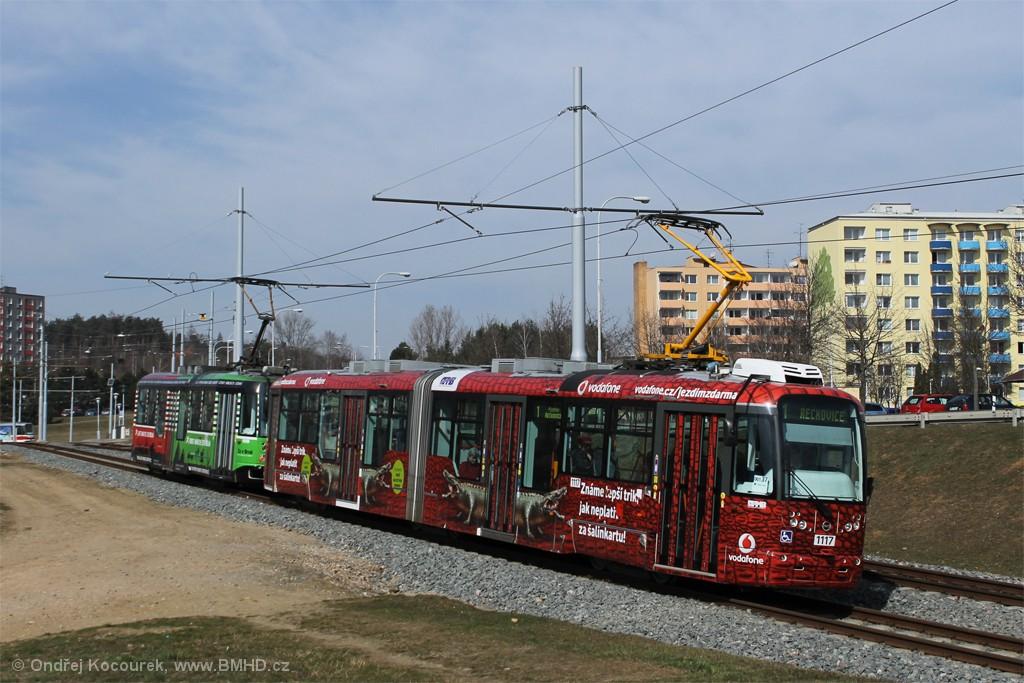 Fotogalerie » Pragoimex VarioLF2R.E 1117 | Pragoimex VarioLFR.E 1586 | Brno | Bystrc | Vejrostova