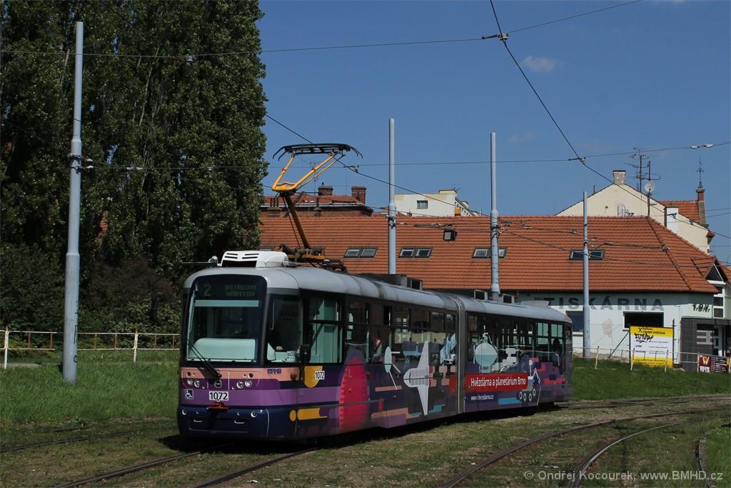 Fotogalerie » Pragoimex VarioLF2R.E 1072 | Brno | Štýřice | Vídeňská