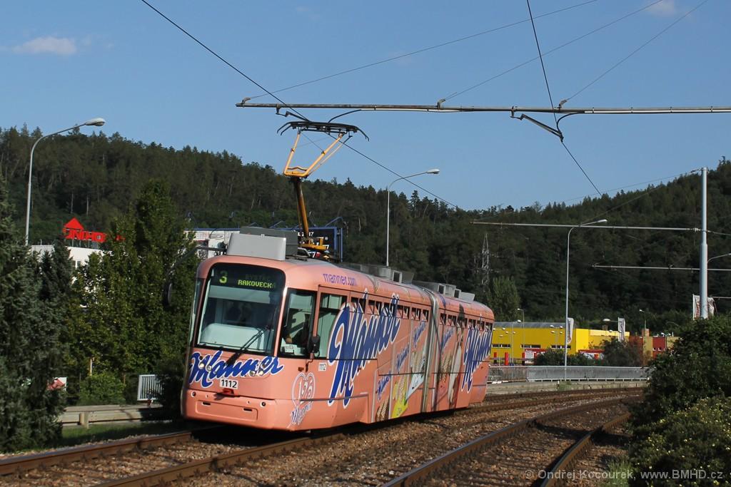 Fotogalerie » Pragoimex VarioLF2R.E 1112   Brno   Komín   Kníničská