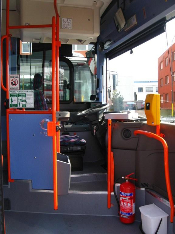 Fotogalerie » Irisbus Crossway LE 12M 7811 | Brno