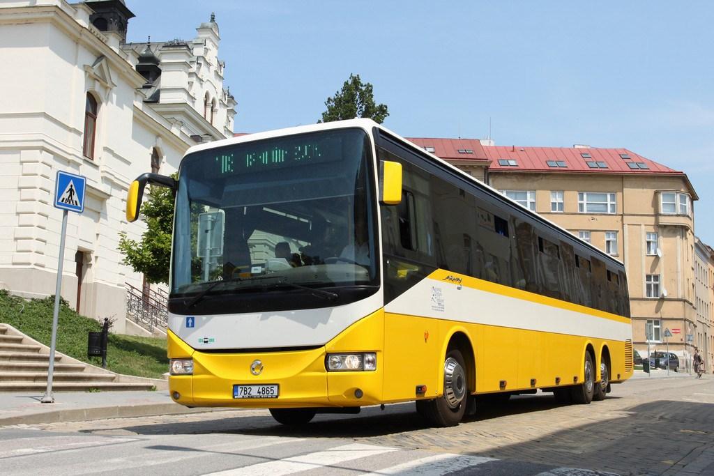 Fotogalerie » Irisbus Arway 15M 7B2 4865 | Znojmo | Lidická | Dr. Milady Horákové