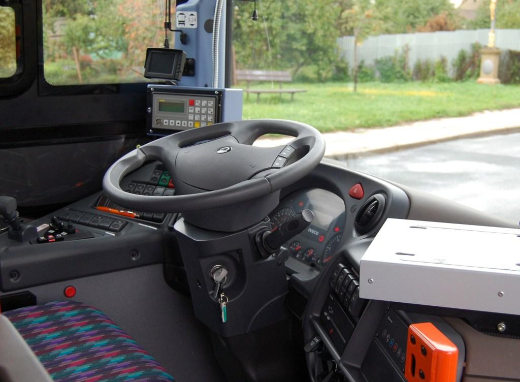 Fotogalerie » Irisbus Crossway LE 12M 7812