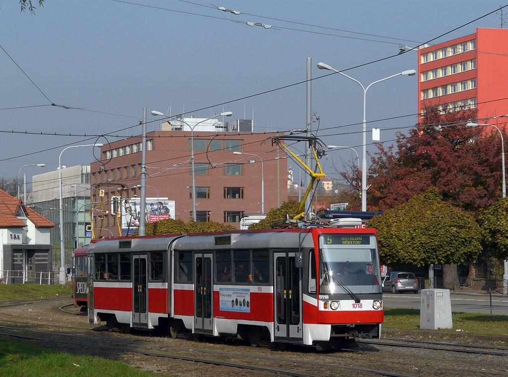 Fotogalerie » ČKD Tatra K2R 1018 | Brno | Štýřice | Vídeňská