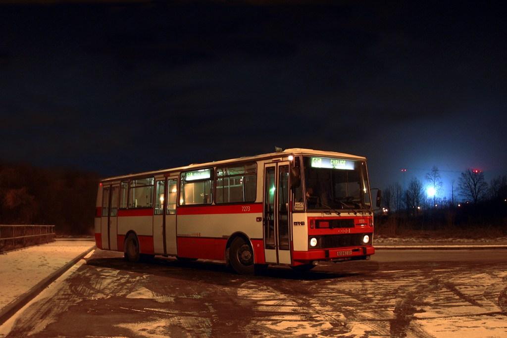 Fotogalerie » Karosa B732.40 7273 | Brno | Bohunice | Netroufalky