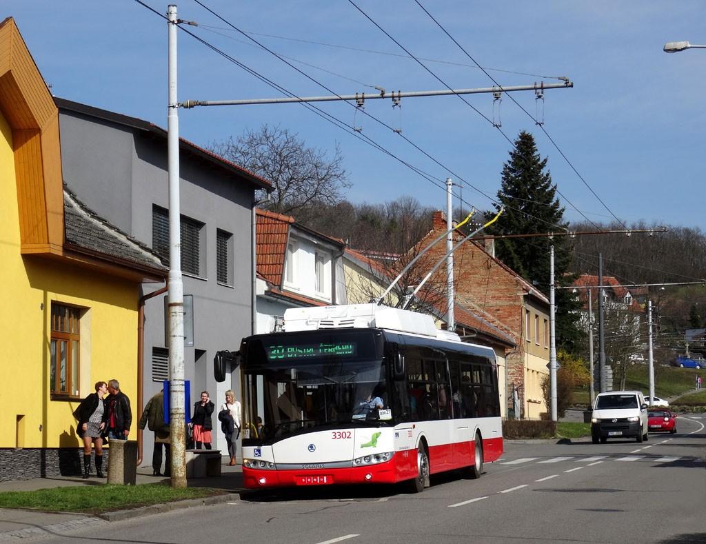 Fotogalerie » Škoda 26Tr 3302 | Brno | Komín | Hlavní | Podveská