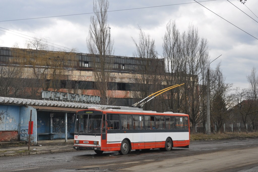 "Fotogalerie » Škoda 14Tr10/6 182 | Mykytyntsi | Yunosti | AT ""KarpatPresMash"""