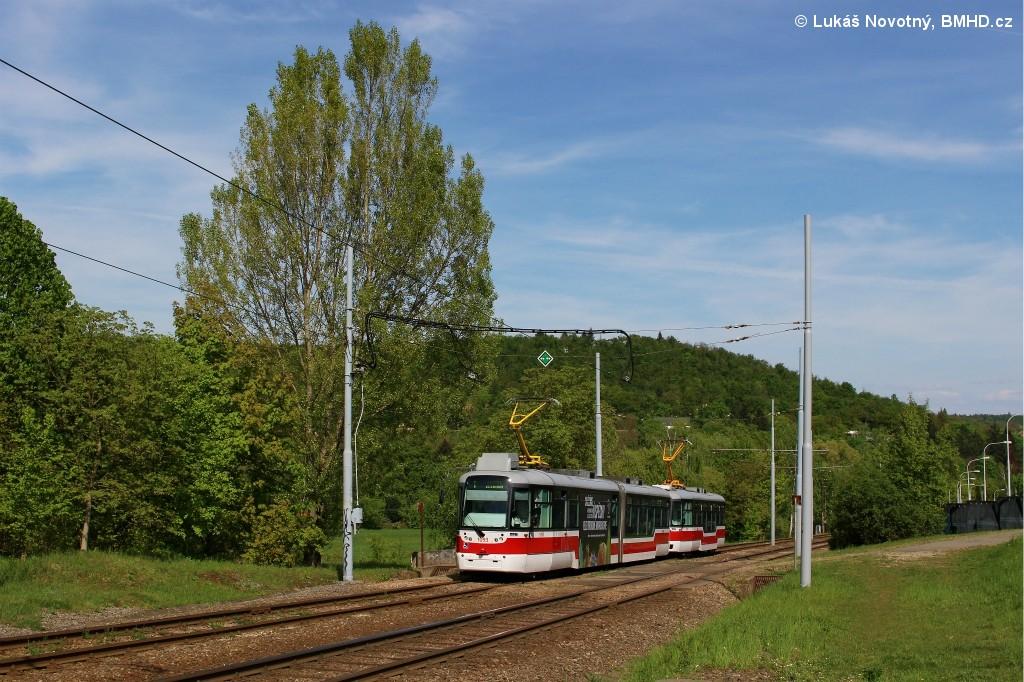 Fotogalerie » Pragoimex VarioLF2R.E 1093   Pragoimex VarioLFR.E 1616   Brno   Bystrc