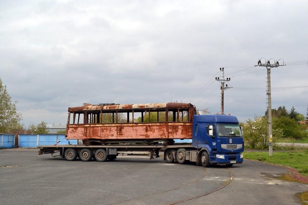 Fotogalerie » KPS Brno 4MT2 134 | Brno | TMB Líšeň