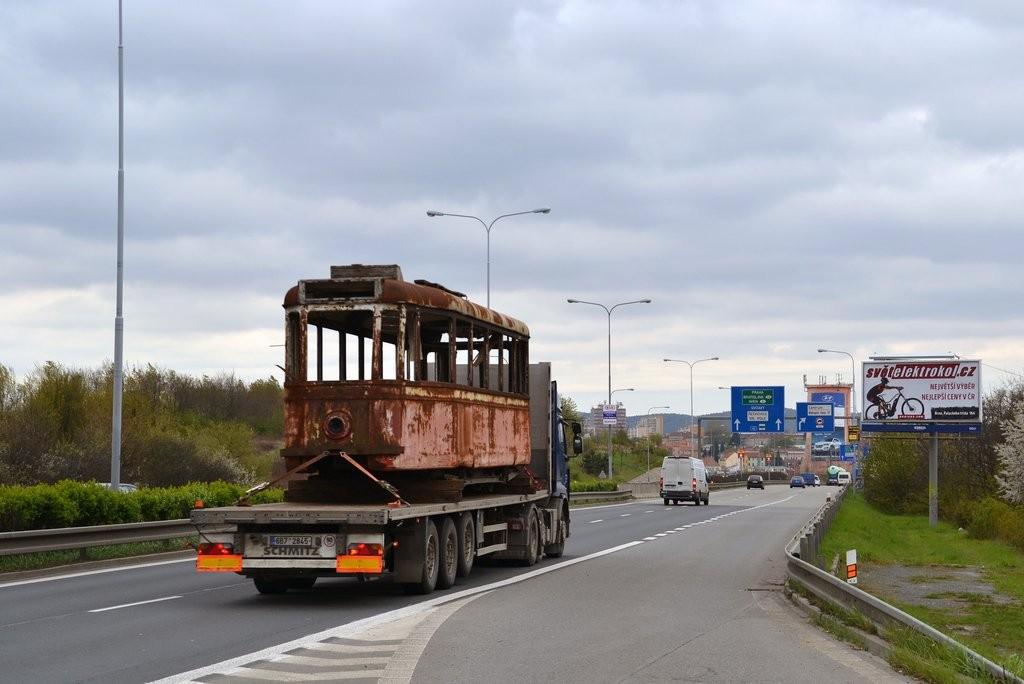 Fotogalerie » KPS Brno 4MT2 134 | Brno | Královo Pole | Porgesova