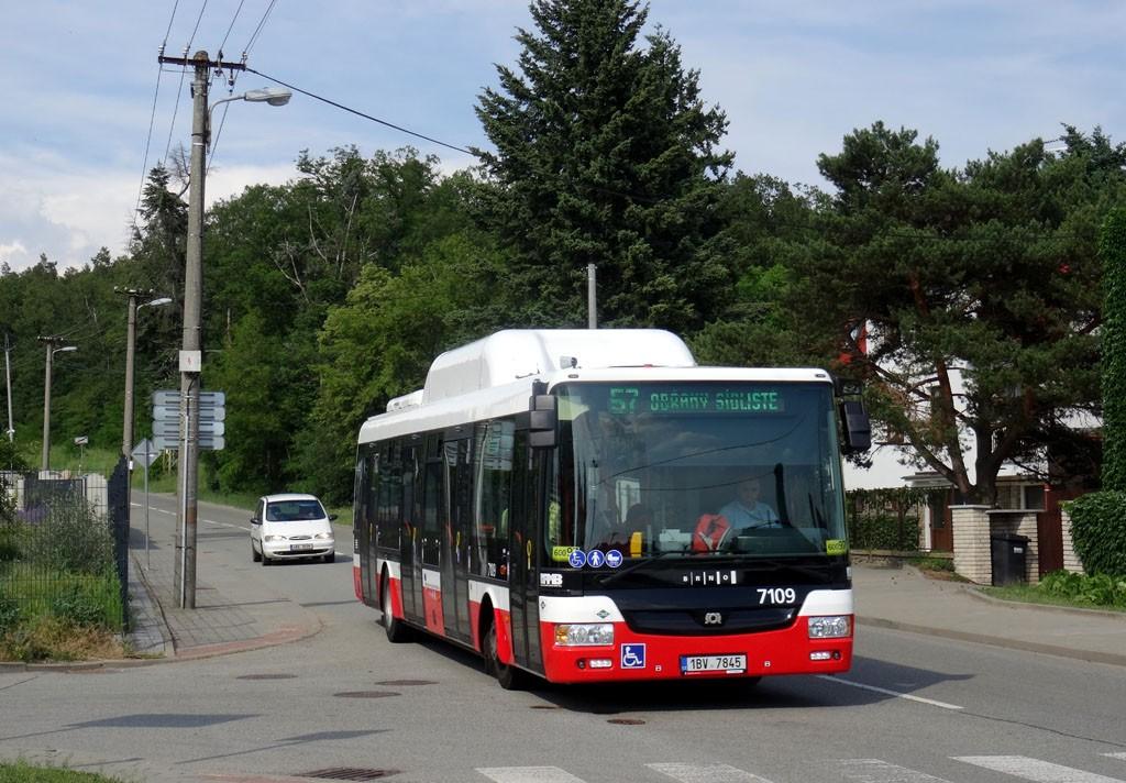 Fotogalerie » SOR NBG 12 1BV 7845 7109 | Brno | Soběšice | Weissova