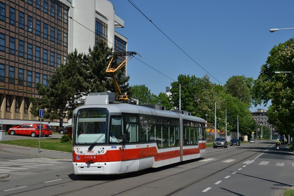 Fotogalerie » Pragoimex VarioLF2R.E 1109 | Brno | střed | Veveří