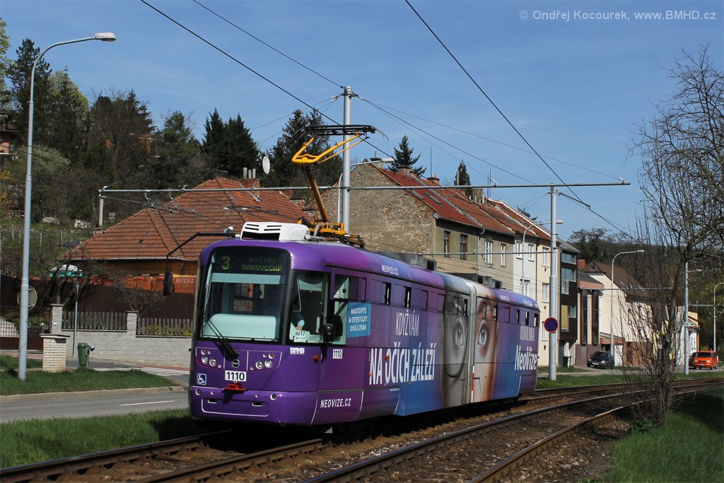 Fotogalerie » Pragoimex VarioLF2R.E 1110 | Brno | Komín | Kníničská
