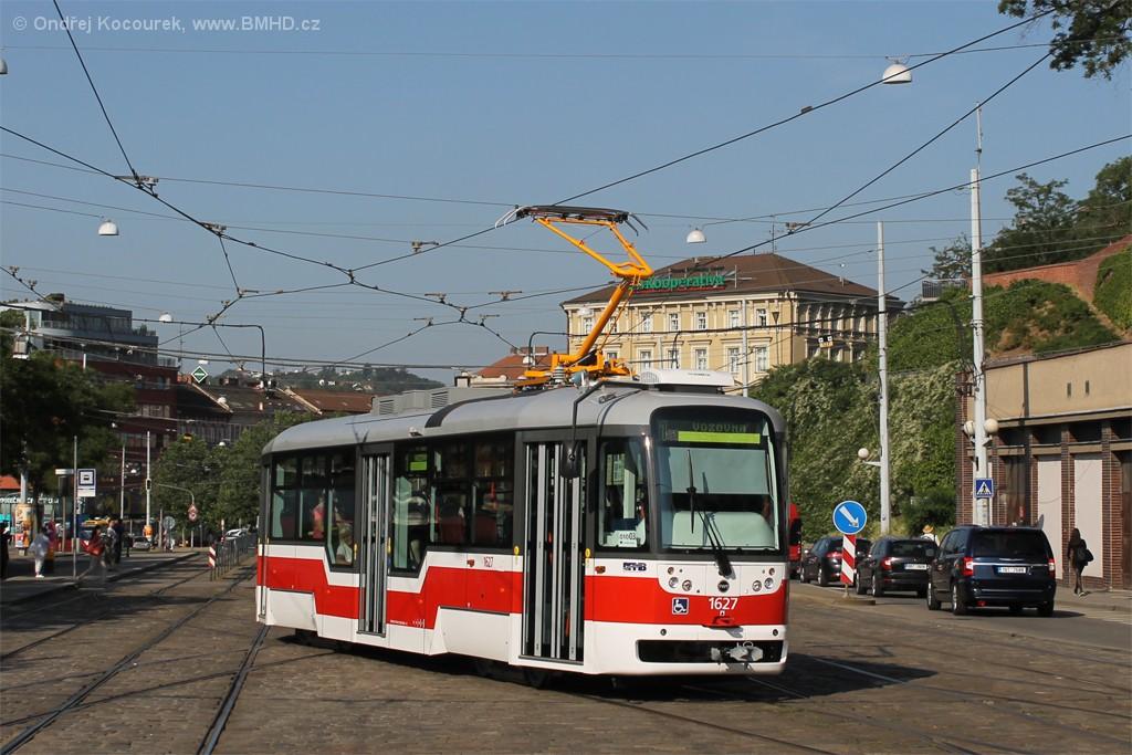 Fotogalerie » Pragoimex VarioLFR.E 1627 | Brno | střed | Nádražní