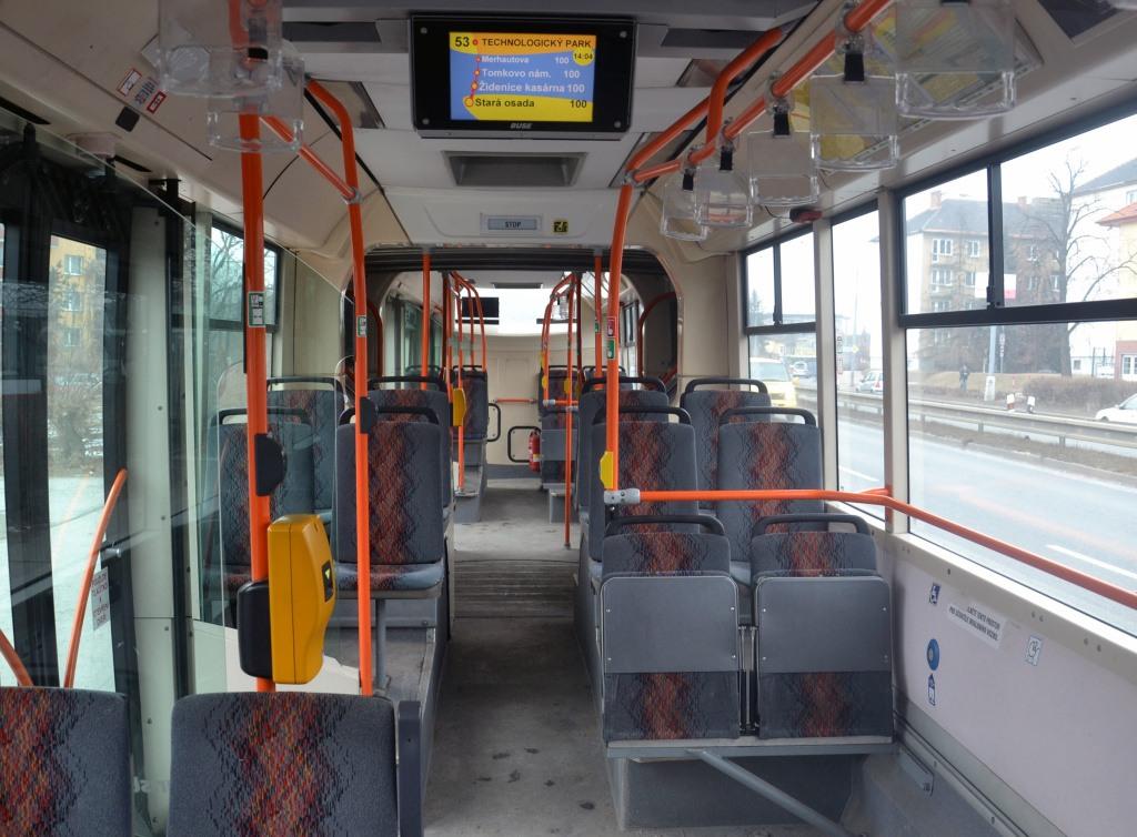Fotogalerie » Irisbus Citelis 18M 5B2 3293 2601 | Brno