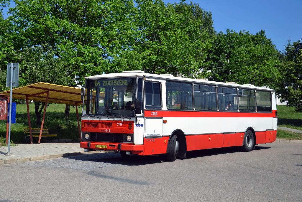 Fotogalerie » Karosa B732.1654.3 BSC 39-61 7389   Brno   Maloměřice   Podzimní   Podzimní