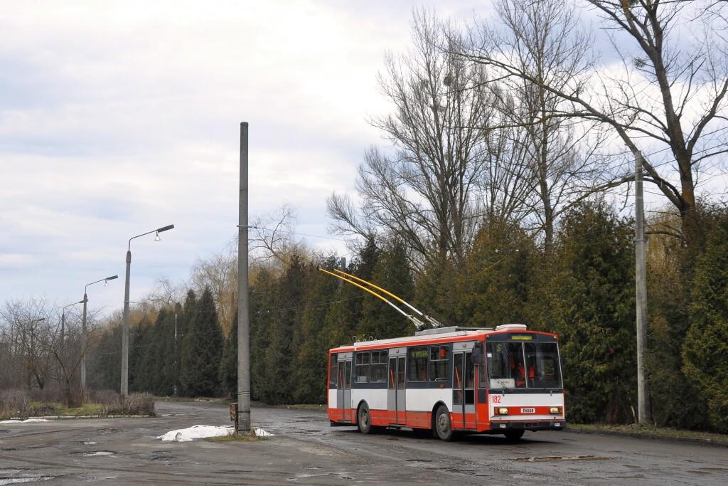 "Fotogalerie » Škoda 14Tr10/6 182 | Yamnytsia | Firma ""Barva"""
