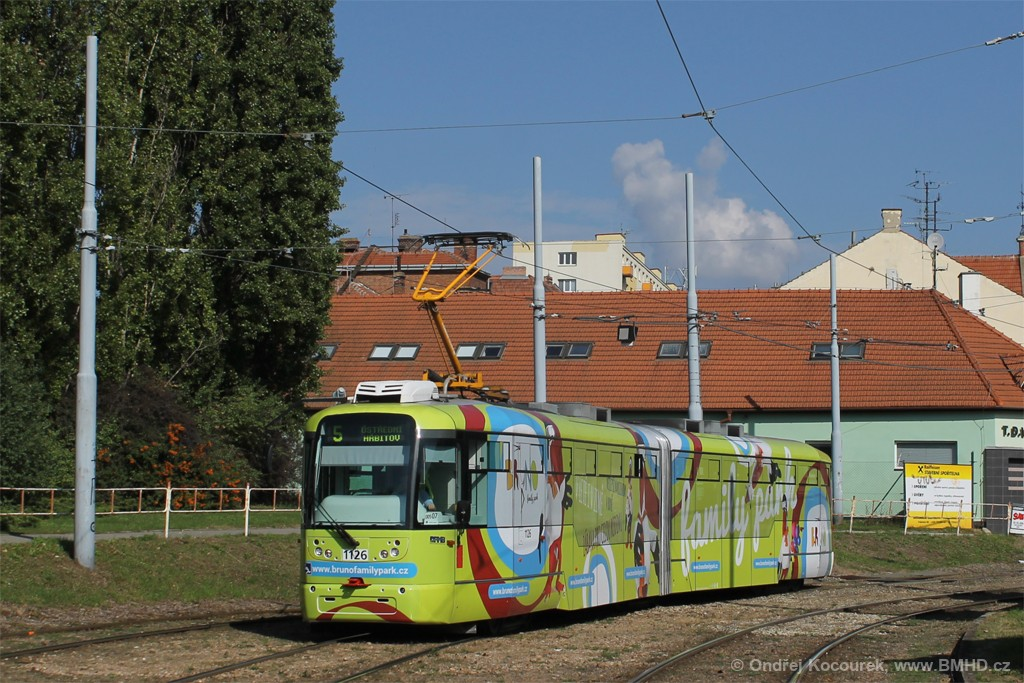 Fotogalerie » Pragoimex VarioLF2R.E 1126 | Brno | Štýřice | Vídeňská