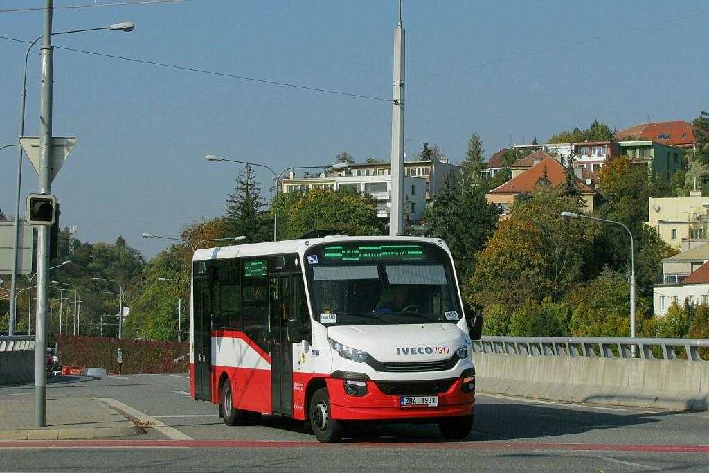Fotogalerie » Dekstra LF 38 2BA 1981 7517 | Brno | Pisárky | Pisárecká