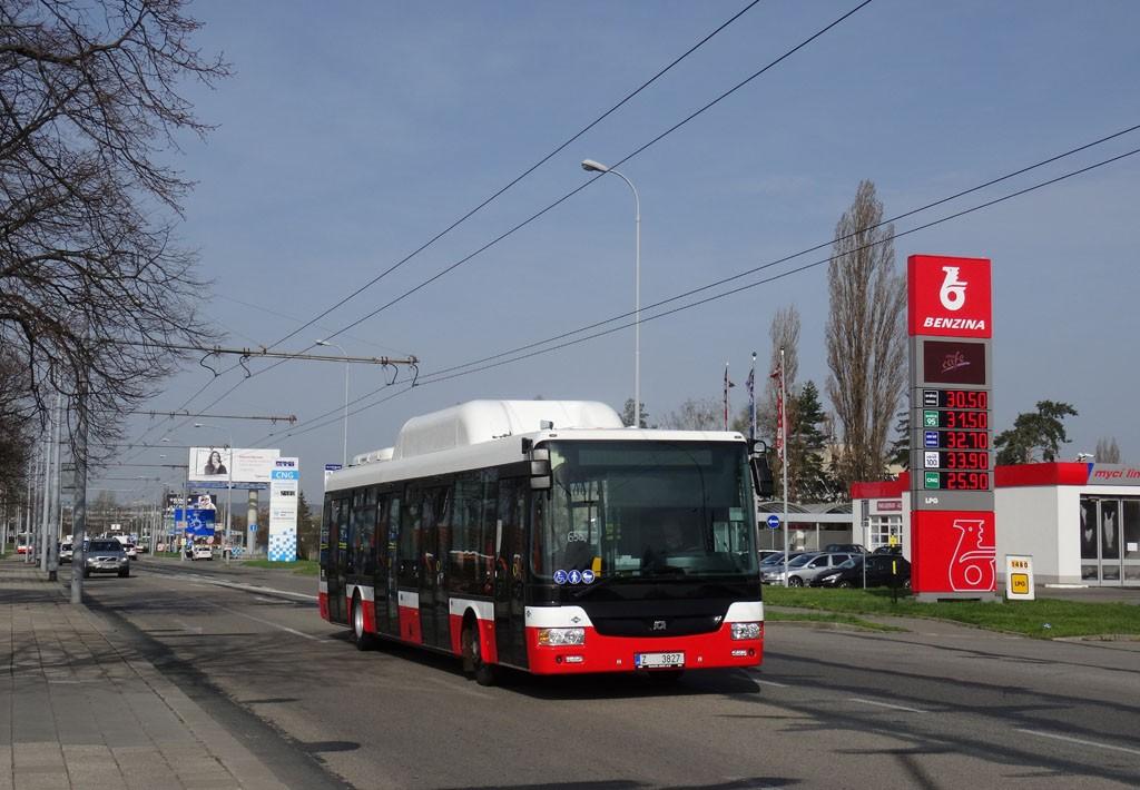 Fotogalerie » SOR NBG 12 1BV 7839 7103 | Brno | Slatina | Hviezdoslavova