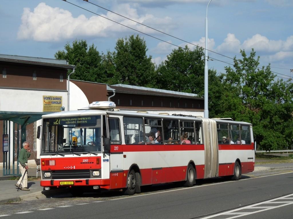 Fotogalerie » Karosa B741.1924 BSC 62-02 2317 | Brno | Vinohrady | Věstonická | Čejkovická