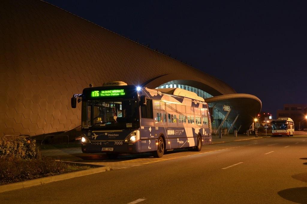 Fotogalerie » Irisbus Citelis 12M CNG 9B7 9157 7008 | Brno | Tuřany | Letiště Tuřany