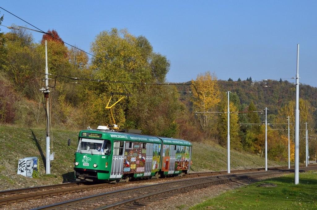 Fotogalerie » ČKD Tatra K2P 1080   Brno   Bystrc