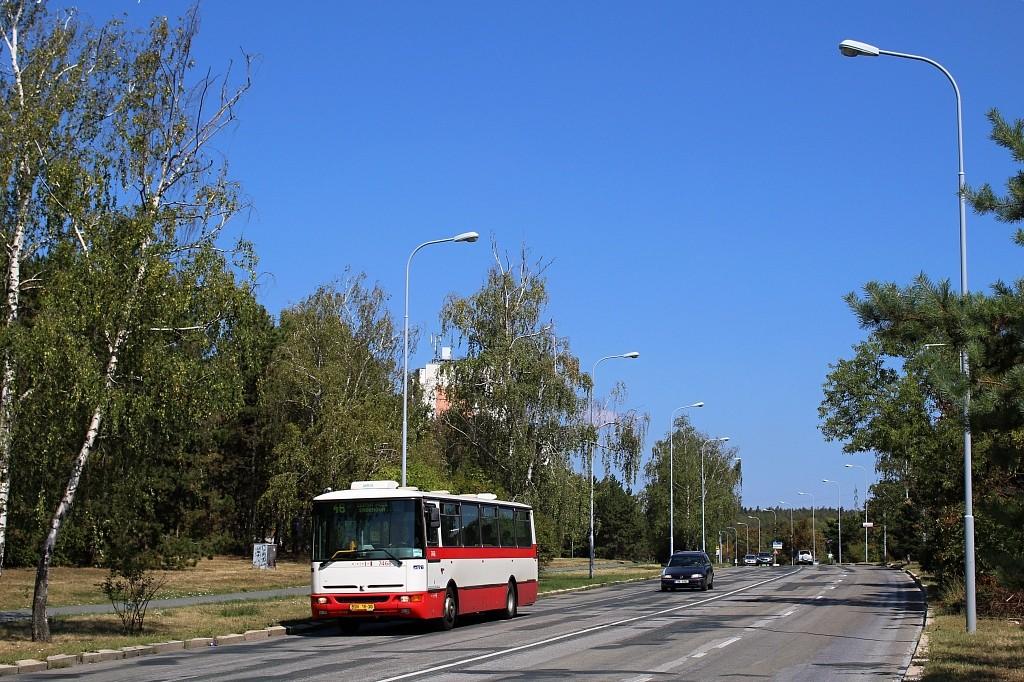 Fotogalerie » Karosa B931E.1707 BSH 16-30 7468 | Brno | Lesná | Seifertova