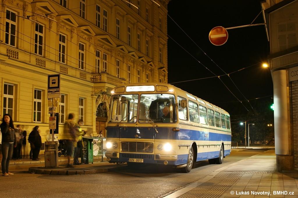 Fotogalerie » Karosa ŠL11.1305 02V 0517 | Brno | střed | Brandlova | Česká