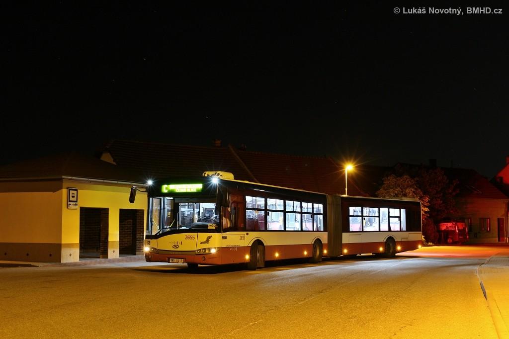 Fotogalerie » Solaris Urbino 18 III 1BA 0417 2655   Prace   Ponětovská   Prace, točna