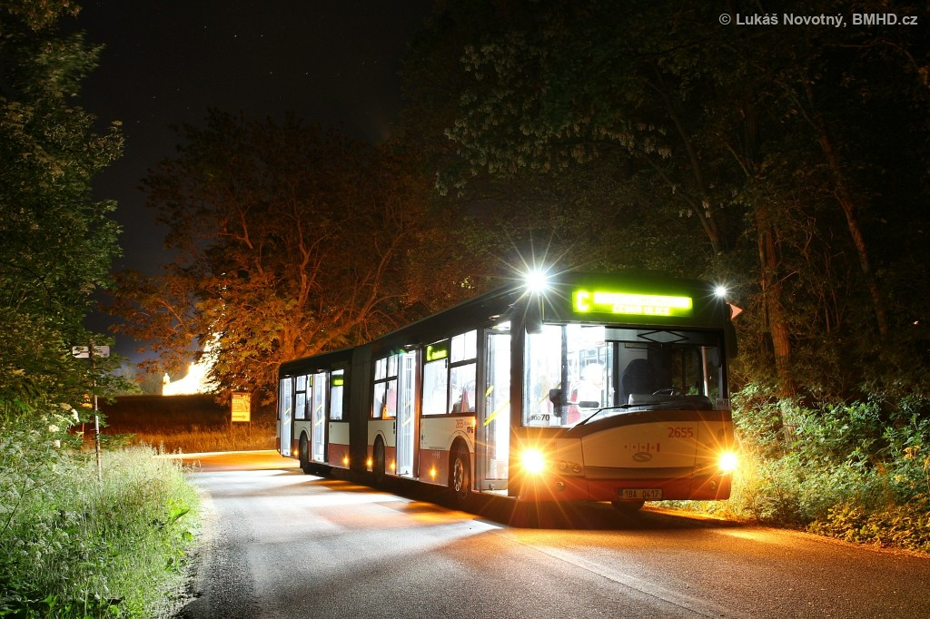 Fotogalerie » Solaris Urbino 18 III 1BA 0417 2655 | Kobylnice | Mohyla Míru | III/4176