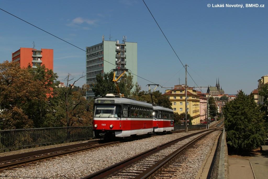 Fotogalerie » Pragoimex T3R.EV 1569 | Pragoimex T3R.EV 1560 | Brno | Střed | Renneská třída