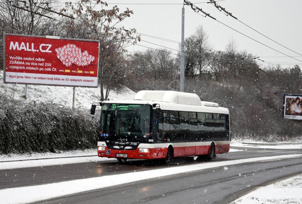 Fotogalerie » SOR NBG 12 1BV 7852 7116   Brno   Vinohrady   Věstonická