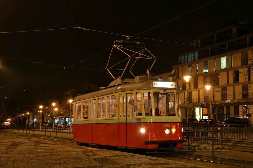 Fotogalerie » SBEPD 4MT4 4058 | Brno | Pisárky | Hlinky | Výstaviště, hlavní vstup