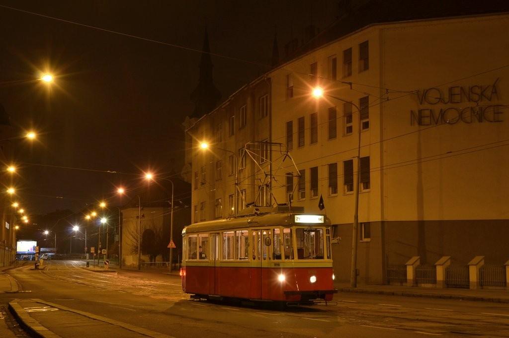 Fotogalerie » SBEPD 4MT4 4058 | Brno | Židenice | Bubeníčkova