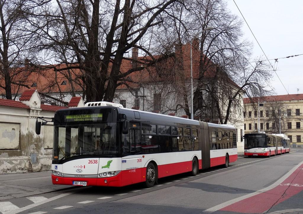 Fotogalerie » Solaris Urbino 18 III 9B7 9149 2638 | Brno | Staré Brno | Mendlovo náměstí | Mendlovo náměstí