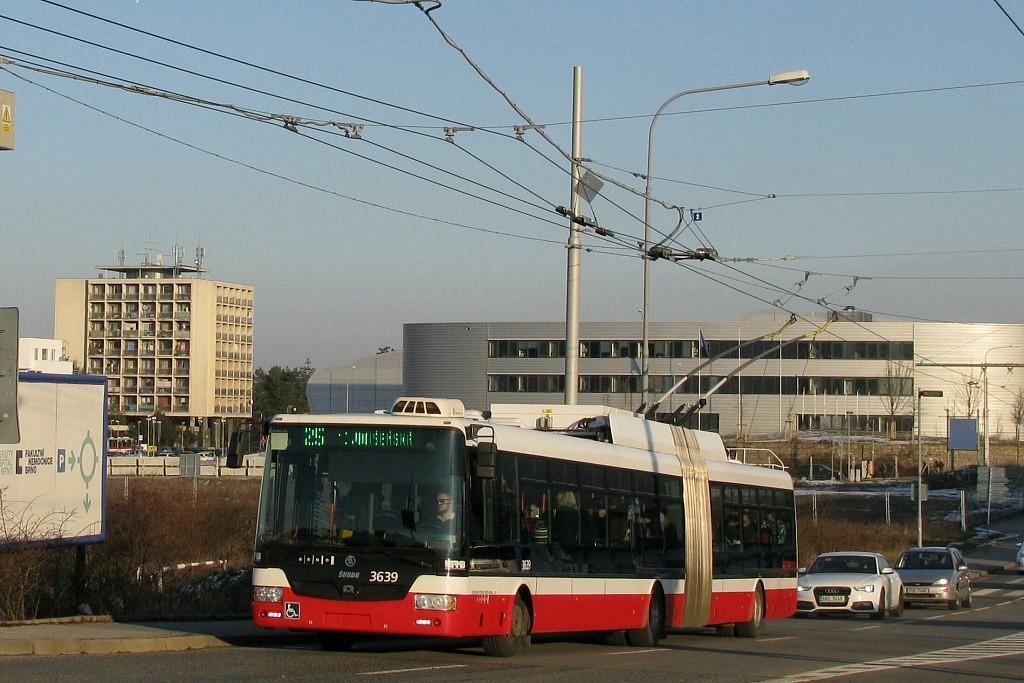 Fotogalerie » Škoda 31Tr 3639 | Brno | Bohunice | Kamenice