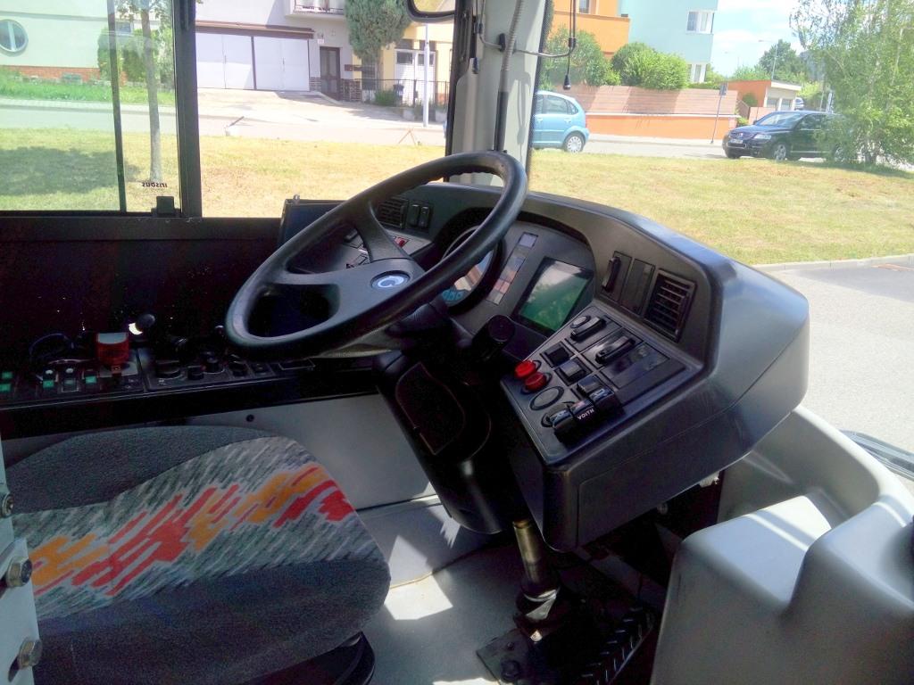 Fotogalerie » Irisbus Citelis 12M 9B9 8151 7632 | Brno