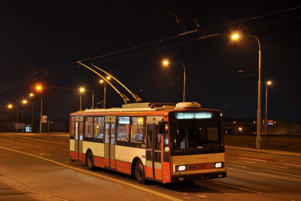 Fotogalerie » Škoda 14Tr17/6M 3275 | Brno | Černovice | Olomoucká
