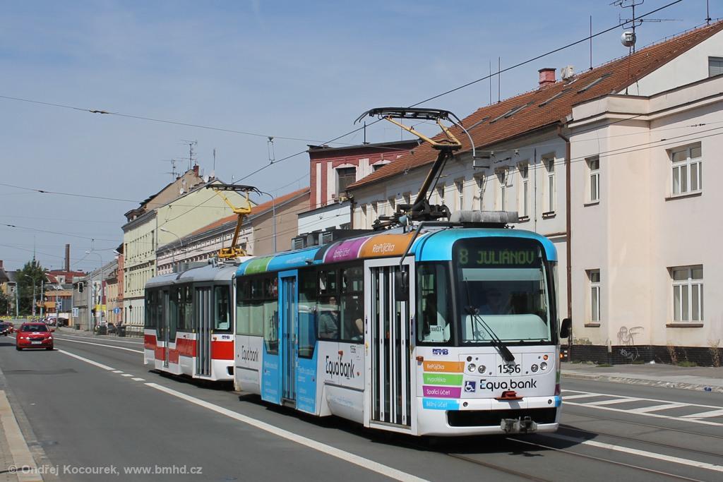 Fotogalerie » Pragoimex VarioLFR.E 1556 | Pragoimex VarioLFR.E 1627 | Brno | Černovice | Olomoucká