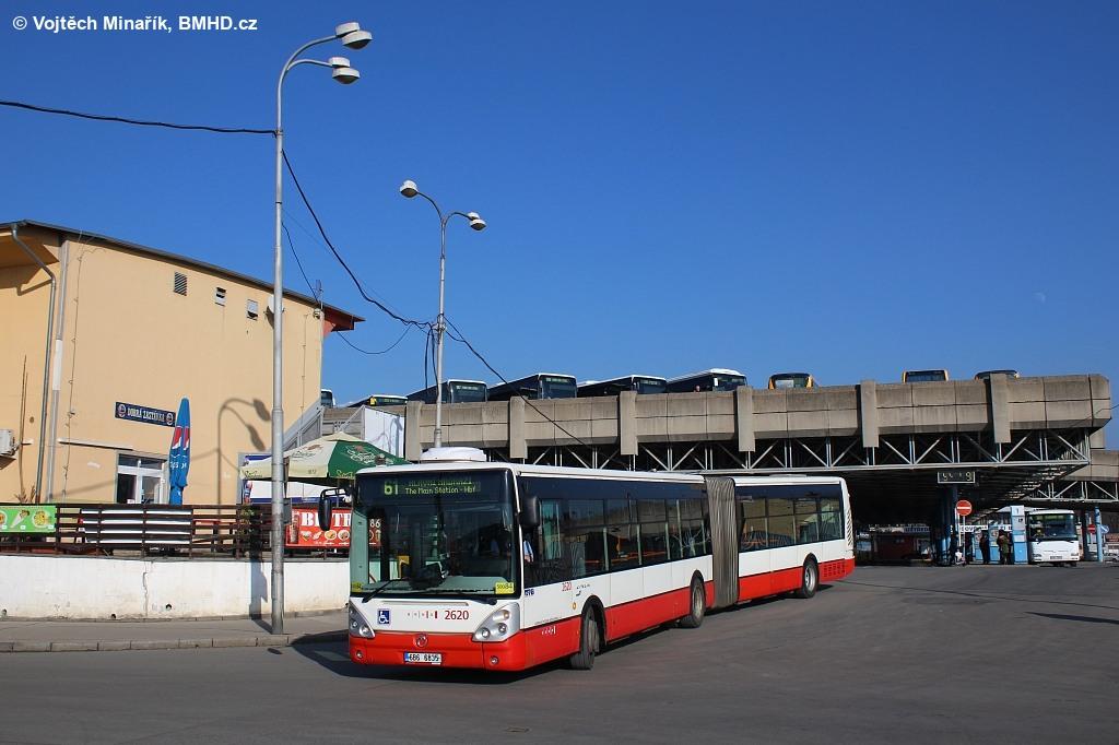 Fotogalerie » Irisbus Citelis 18M 6B6 6835 2620 | Brno | Trnitá | Trnitá
