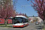 Trolejbusy Škoda 26Tr jsou v současnosti jediné provozované parciální trolejbusy v Brně