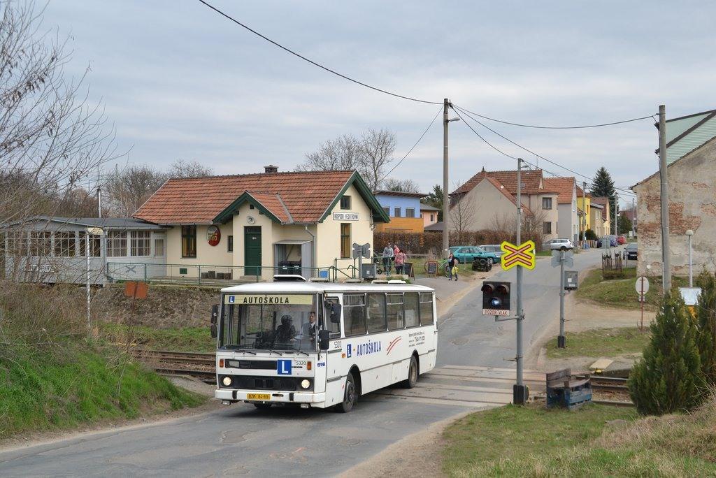 Fotogalerie » Karosa B732.1654.3 BSC 39-59 5320 | Troubsko | U Dráhy