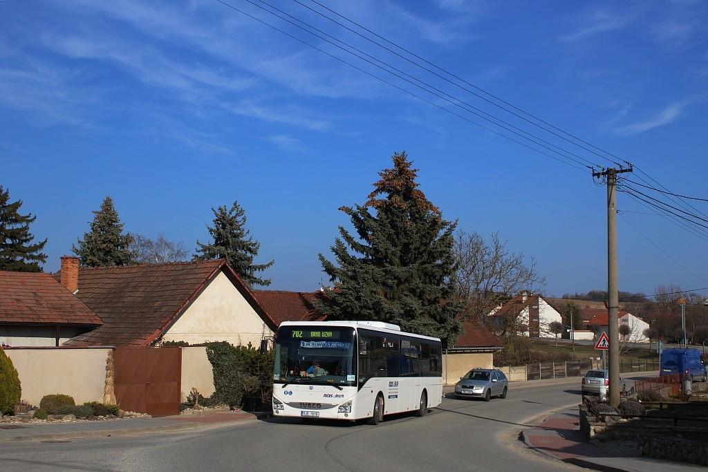 Fotogalerie » Iveco Crossway LE LINE 12M 5J5 1618 | Sivice