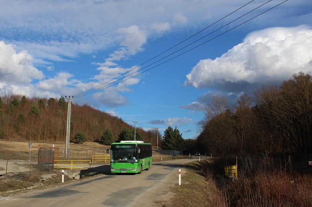 Fotogalerie » Iveco Crossway LE LINE 12M 5L1 5031 | Mokrá-Horákov