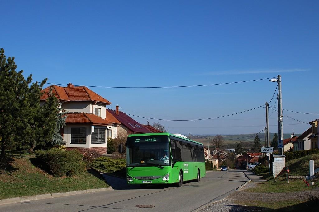 Fotogalerie » Iveco Crossway LE LINE 12M 5L1 5062 | Kovalovice
