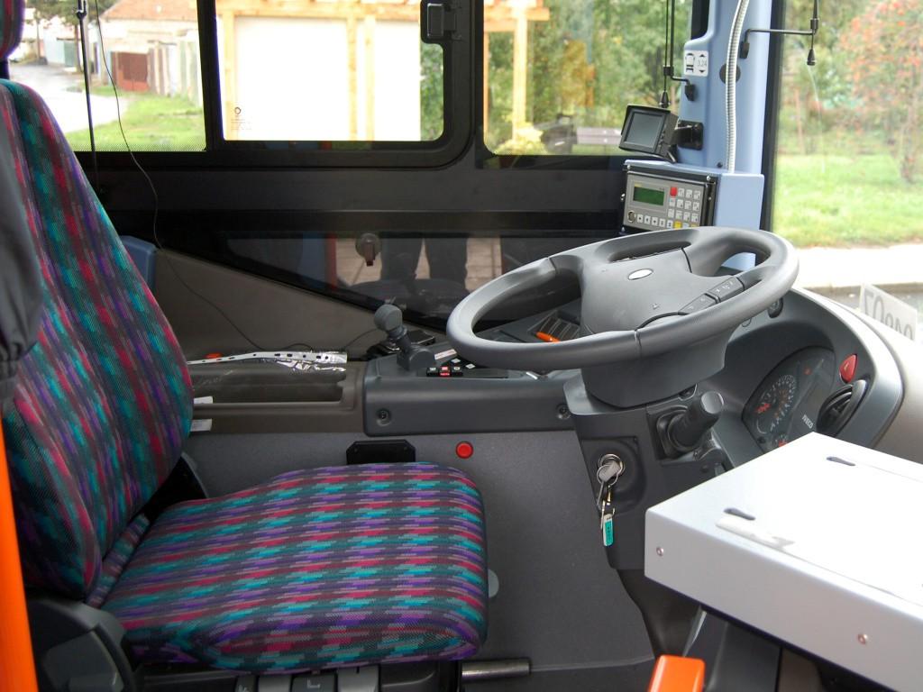 Fotogalerie » Irisbus Crossway LE 12M 7B3 3922 7812 | Brno