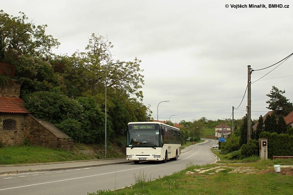 Fotogalerie » Irisbus Crossway LE 12M 3J4 8876 | Pozořice | Holubická