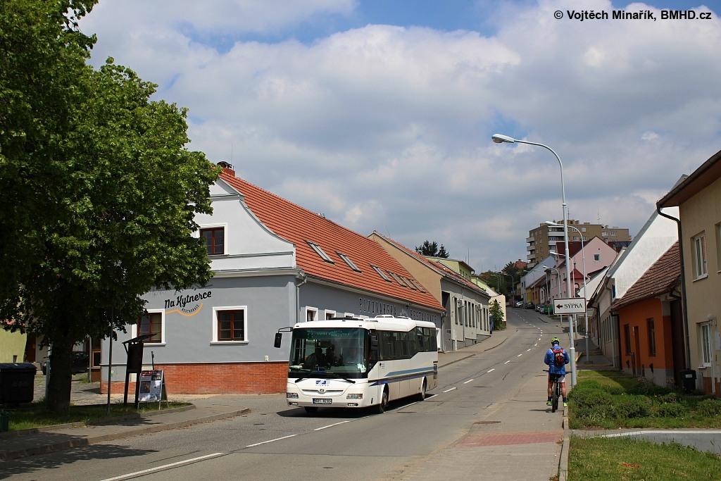 Fotogalerie » SOR BN 12 8B1 8230   Brno   Medlánky   Kytnerova