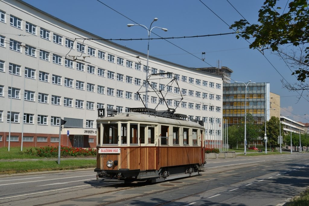 Fotogalerie » KPS Brno mv6.3 107 | Brno | střed | Kounicova