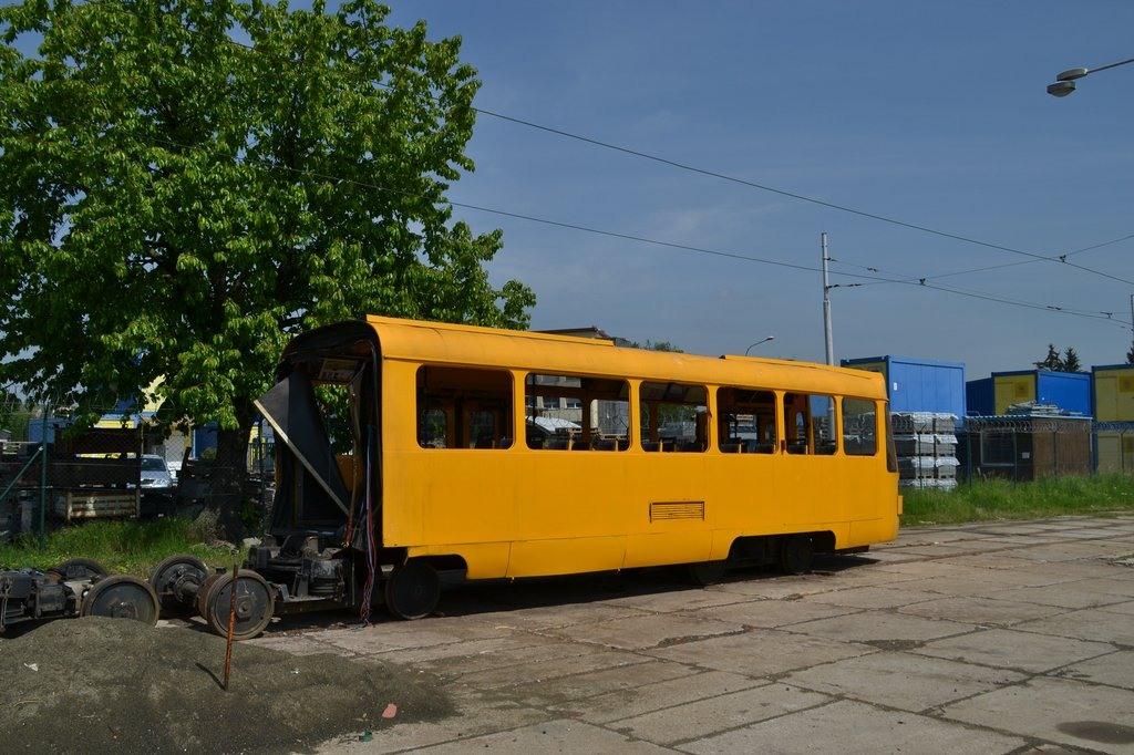 Fotogalerie » ČKD Tatra K2R 1053 | Brno | vozovna Medlánky